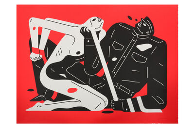 Cleon Peterson, 'Talk Talk Talk', 2019