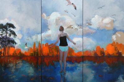 Sandrine Rondard, 'Le lac n°1', 2017