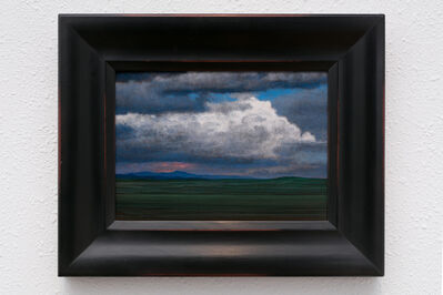 Jeff Aeling, 'Afternoon Cumulus, South Park', 2021
