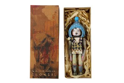 David Choe, 'Choegal, 2008'