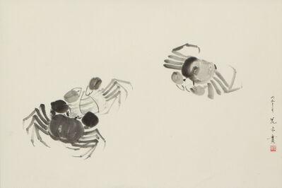 Minol Araki, 'Crabs (MA-060)', 1976