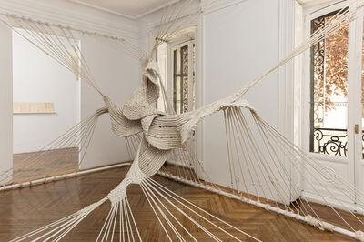 Aurèlia Muñoz, 'Kite Anchored', 1974