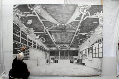 Robbie Cornelissen, 'Naked (The Great Chamber)', 2017