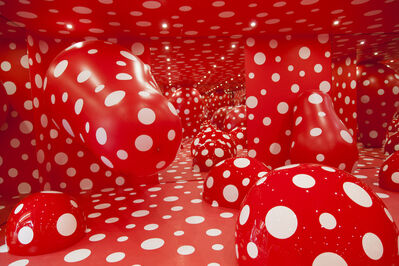 Yayoi Kusama, 'Guidepost to the Eternal Space ', 2015