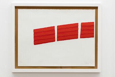 Pino Pinelli, 'Pittura R', 1998