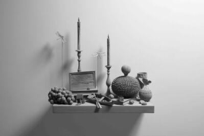 Hans Op de Beeck, 'Still Life (wall piece) (3)', 2019