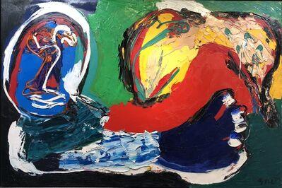 Karel Appel, 'Big hand', 1975