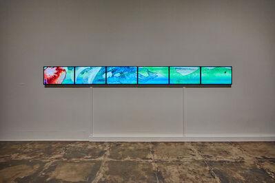 Camille Utterback, 'Floating World', 2011