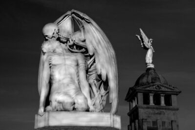 Dancho Atanasov, 'When An Angel Turns Its Back', 2017