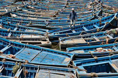 Patrizia Posillipo, 'Boats', 2016