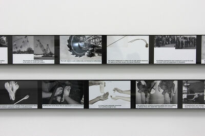 Zbyněk Baladrán, 'Five Difficulties in Writing the Truth', 2013