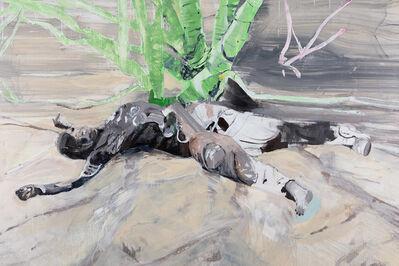 Brian Maguire, 'Arizona 4', 2020