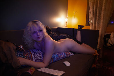 Indira Cesarine, 'Annie, Brooklyn 8:45pm', 2019