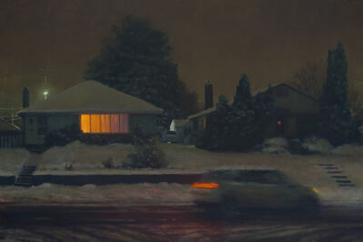 Carl Bretzke, 'Bungalow Comfort', 2020