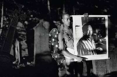 Isaac Julien, 'The Last Angel of History', 1989