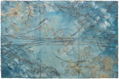Elise Wagner, 'Glacial Topography I', 2018