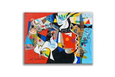 Yoël Benharrouche, 'Introspéction ', 2019