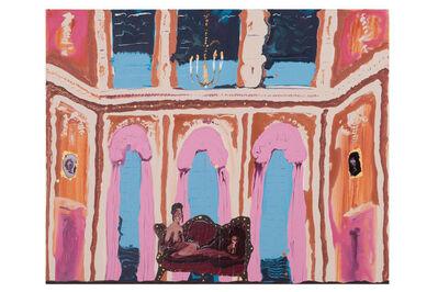 Genieve Figgis, 'Pink stage', 2017