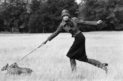 Arthur Elgort, 'Apollonia, British Vogue', 1971