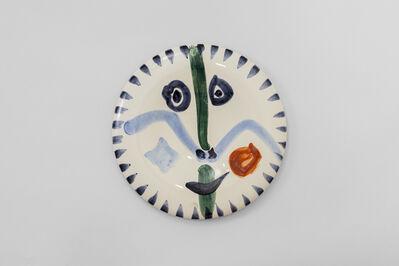 Pablo Picasso, 'Face No. 111 (Visage No. 111)', 1963