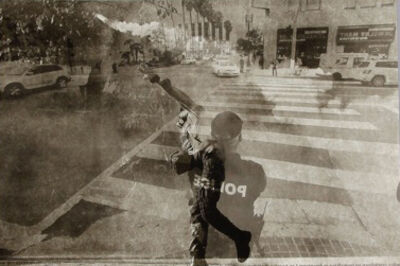 Khaled Barakeh, 'Transparencies 06', 2009