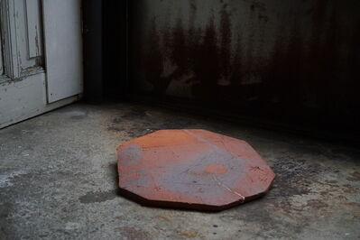Shiro Tsujimura, '備前八角盤, Bizen style octagonal plates', 2017