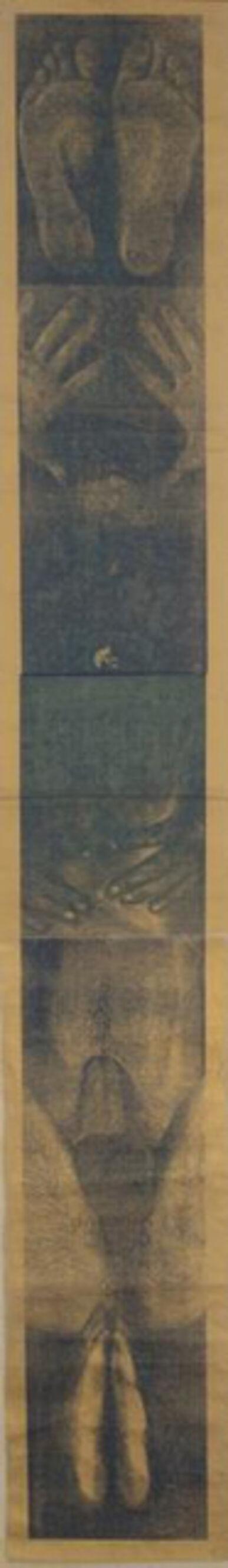 Penny Slinger, 'Man Scroll', 1976