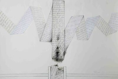 Miriam Peralta, 'Otras palabras 2', 2006