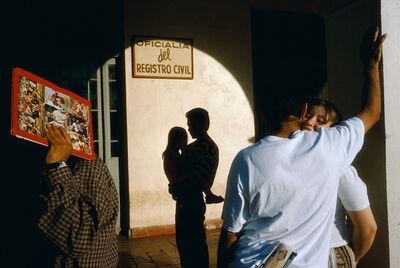 Alex Webb, 'Nuevo Laredo, Mexico', 1996