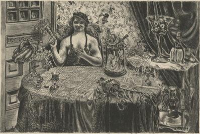 Malvin Marr Zsissly, 'Victoria', 1947