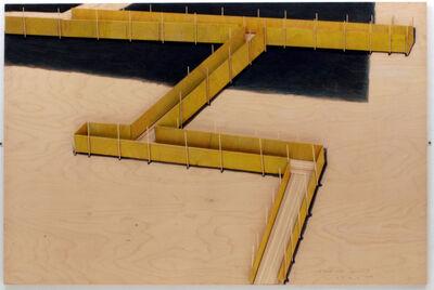 Tadashi Kawamata, 'Catwalk (1)', 2004