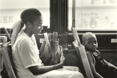 Jamel Shabazz, 'The Look of Love', 1995
