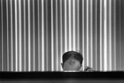 Erich Hartmann, 'at work', 1966