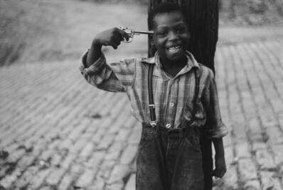 Elliott Erwitt, 'Pittsburgh', 1950