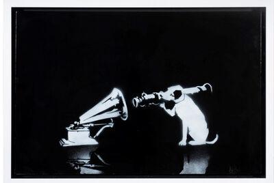 Banksy, 'HMV Canvas', 2005