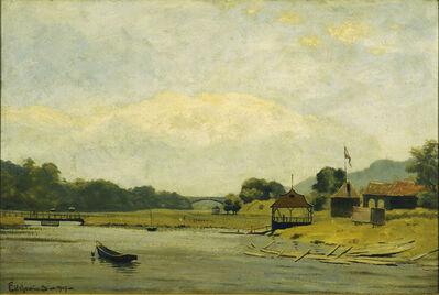 Louis Michel Eilshemius, 'Kingsbridge', 1909