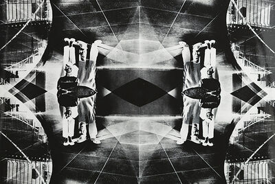 Otto Steinert, 'Paar Diploid'