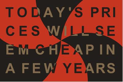 Rogelio Lopez Cuenca, 'Today's prices', 2008