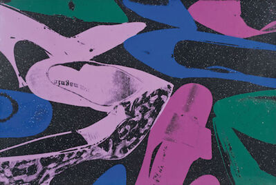Andy Warhol, 'Shoes - F.S. II 254', 1980