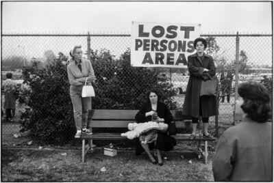 Elliott Erwitt, 'Pasadena, California', 1963