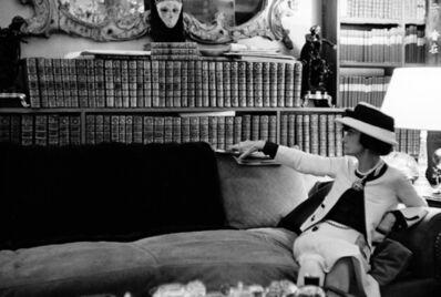 Douglas Kirkland, 'Coco Chanel, Paris 1962', 1962
