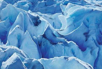 Zaria Forman, 'Perito Moreno Glacier no. 1, Argentina, December 13th, 2018 (print)', 2020