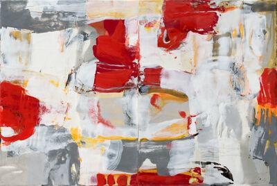 Martha Rea Baker, 'Desert Rhythms Diptych', 2019