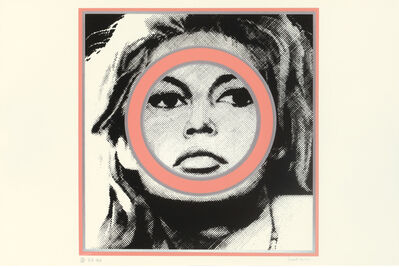 Gerald Laing, 'Brigitte Bardot', 1968