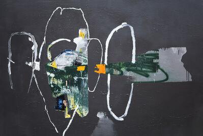 Tim Hussey, 'Aphasia 2', 2017