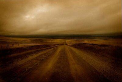 Jack Spencer, 'Road to Livingston, Montana', 2006