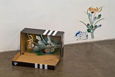Yuken Teruya, 'My Vote - Chrysanthemum, Coffee Cup', 2011
