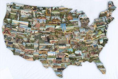 Steven Gagnon, 'See the USA', 2010