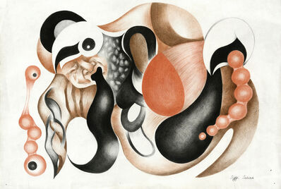 Siggi Sekira, 'Lullaby Cycle- F001', 2015