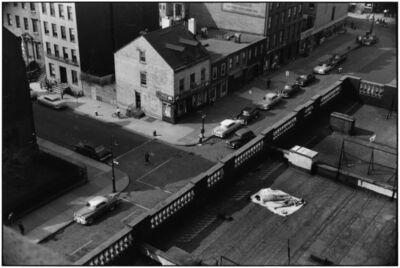 Elliott Erwitt, 'New York', 1954